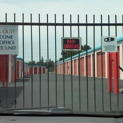 Photo Of Tiger Self Storage   Sacramento, CA, United States. One Way  Entrance