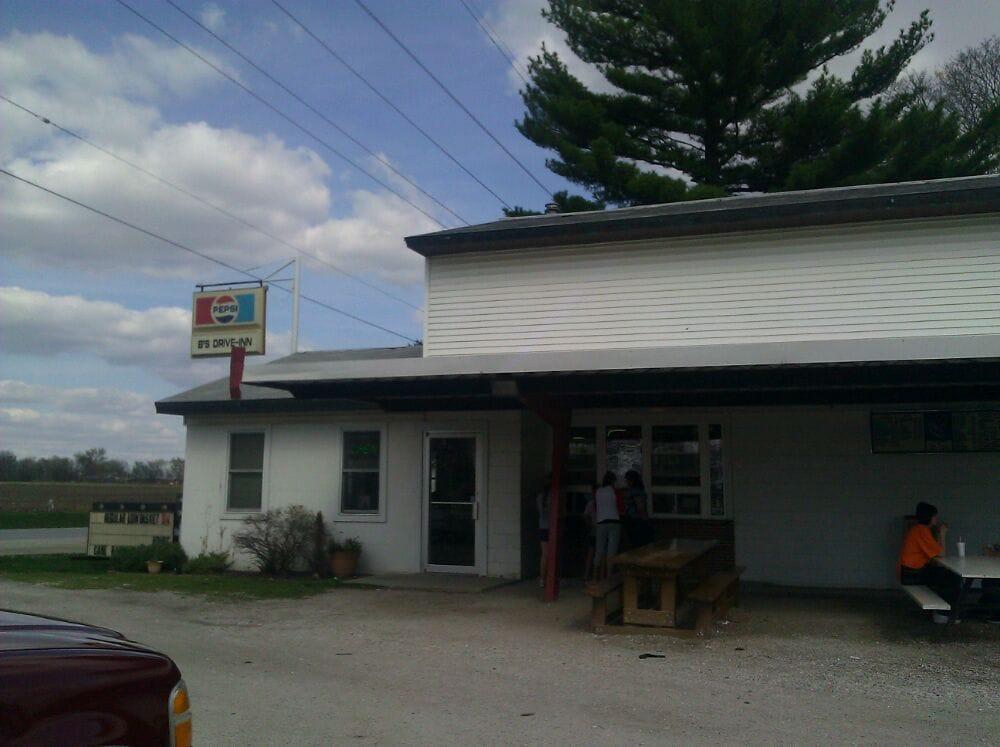 B s drive inn american traditional state rt 116 w - Garden state check cashing newark nj ...