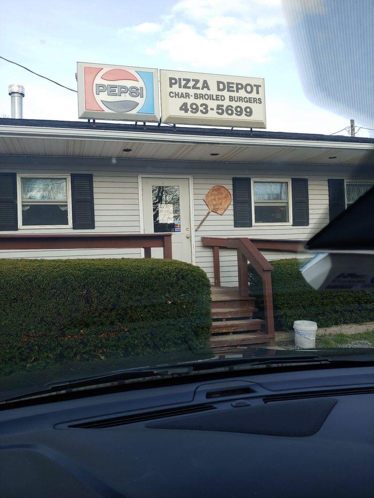 Pizza Depot: 130 N Main, Silver Springs, NY