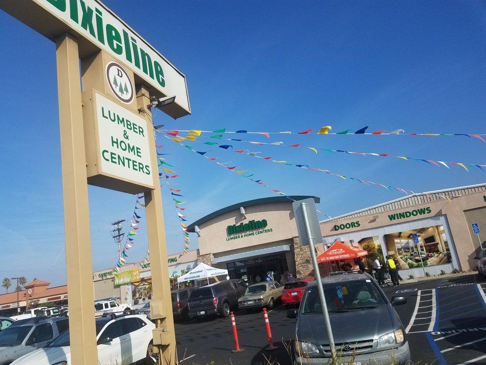 Dixieline Lumber & Home Centers: 1262 East Main St, El Cajon, CA