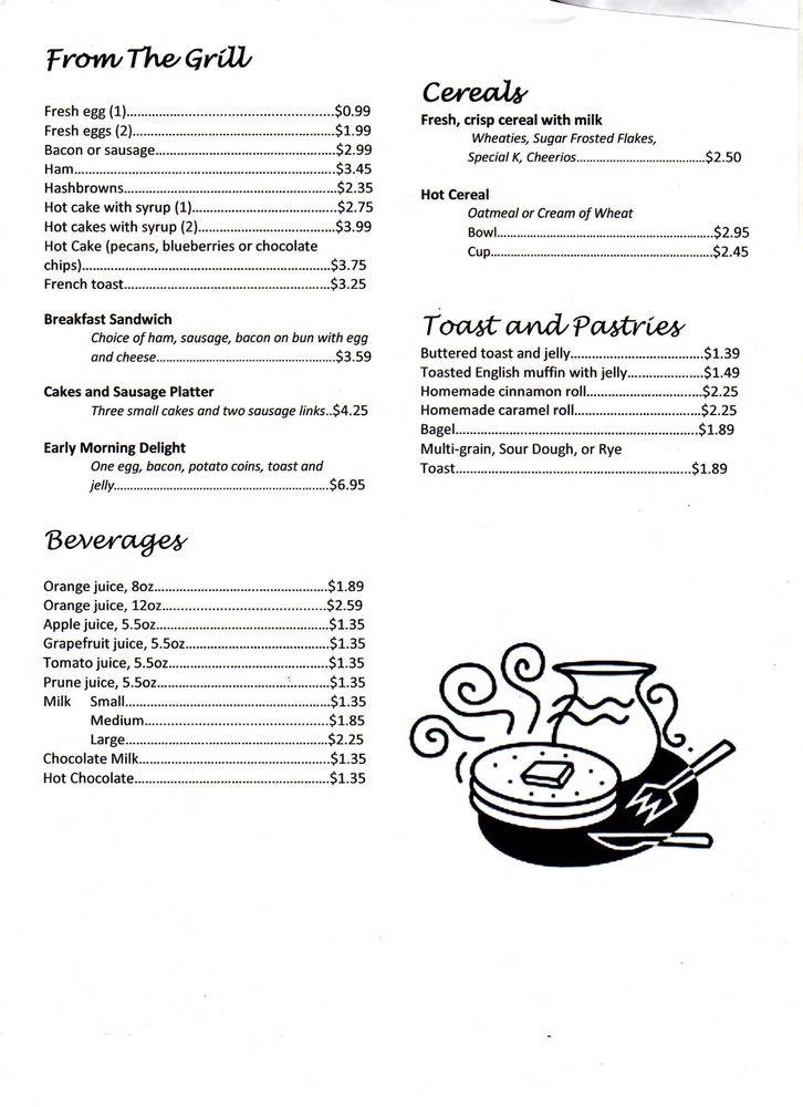 Leo's Good Food: 602 N Main St, Redfield, SD