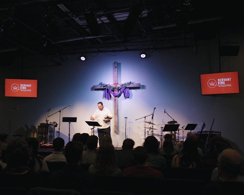 Resonate Church Atlanta: 3433 Memorial Dr, Decatur, GA