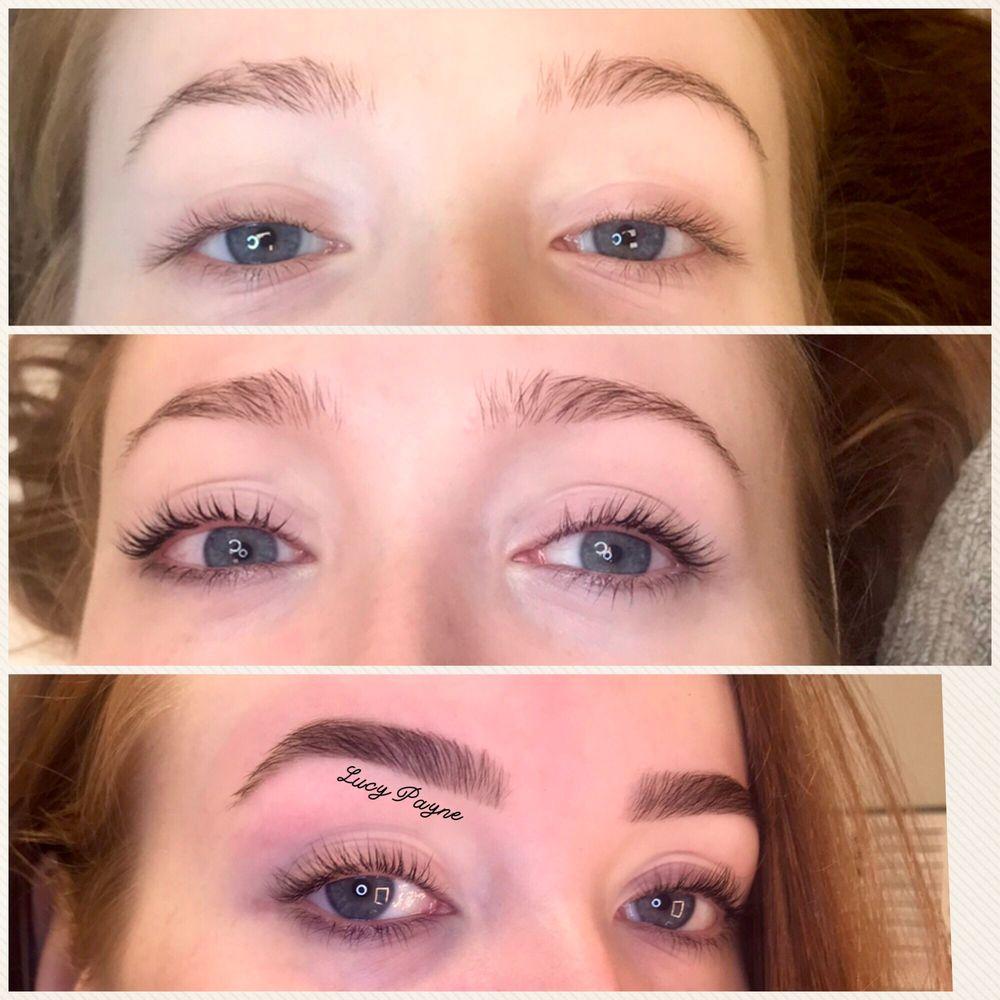 Lash Lift Lash Tint Eyebrow Design And Tint Yelp