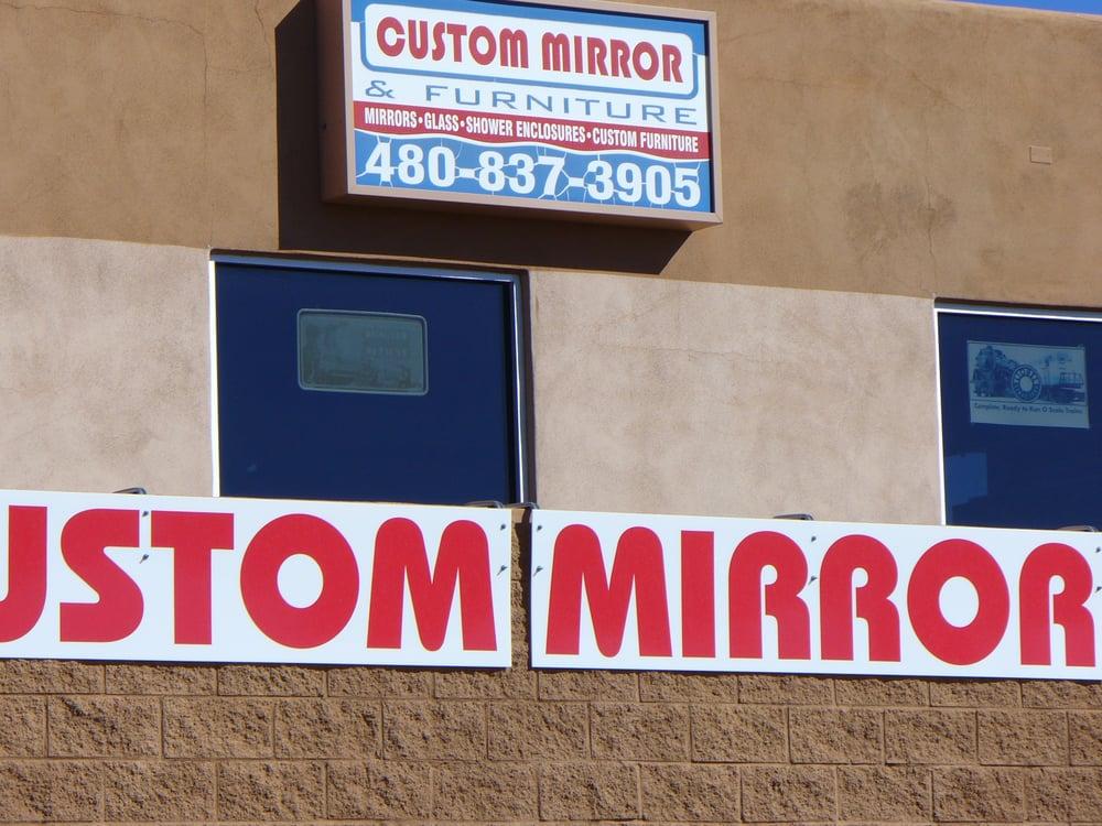 Custom Mirror & Furniture: 16924 E Colony Dr, Fountain Hills, AZ