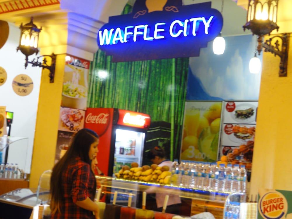 Waffle City: Acity AVM, Ankara, 06