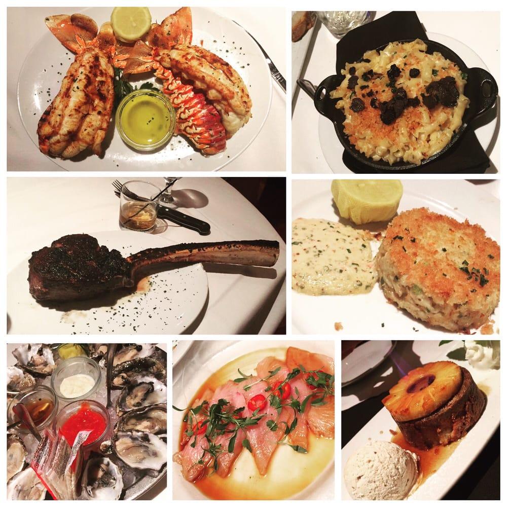 Wildfish Seafood Newport Beach