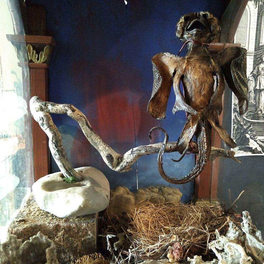Zymoglyphic Museum