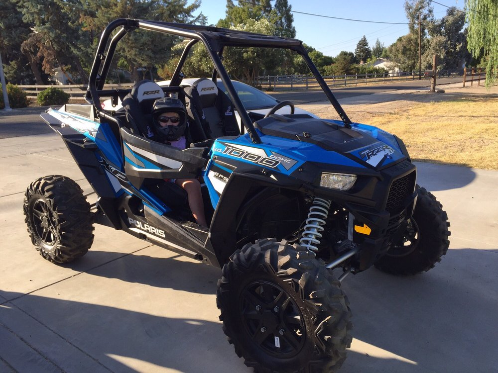 Central Valley Power Sports: 1775 V St, Merced, CA