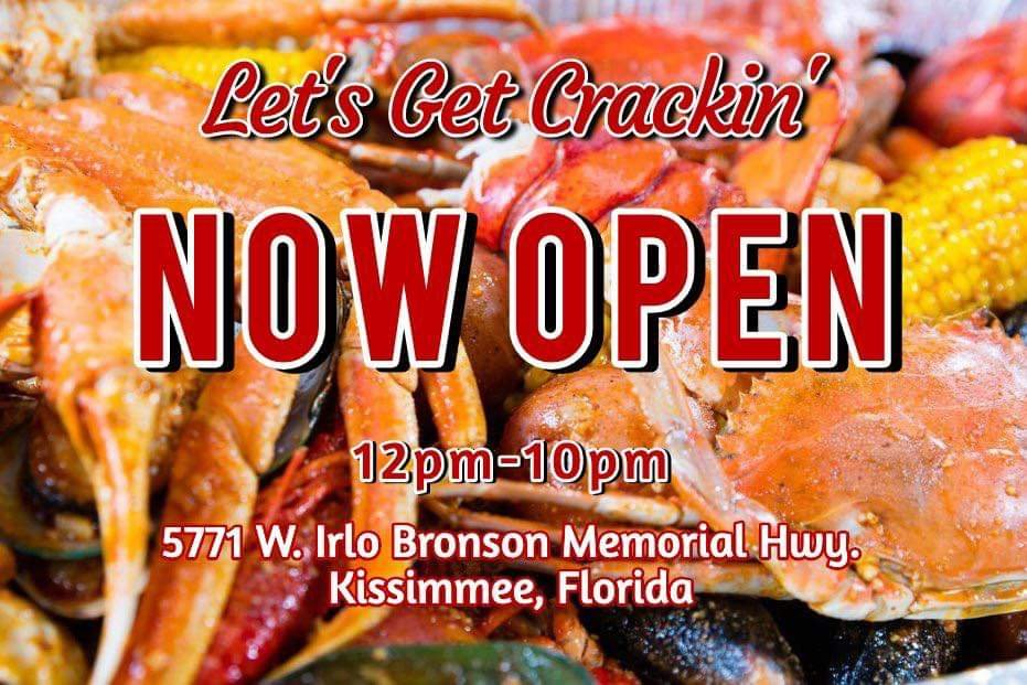 Mr. & Mrs. Crab: 5771 W Irlo Bronson Memorial Hwy, Kissimmee, FL