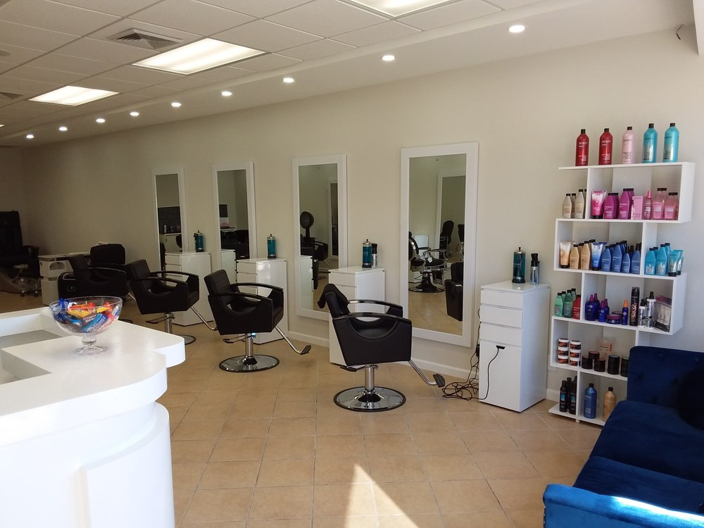 SV Hair Salon: 1358 Willis Ave, Albertson, NY