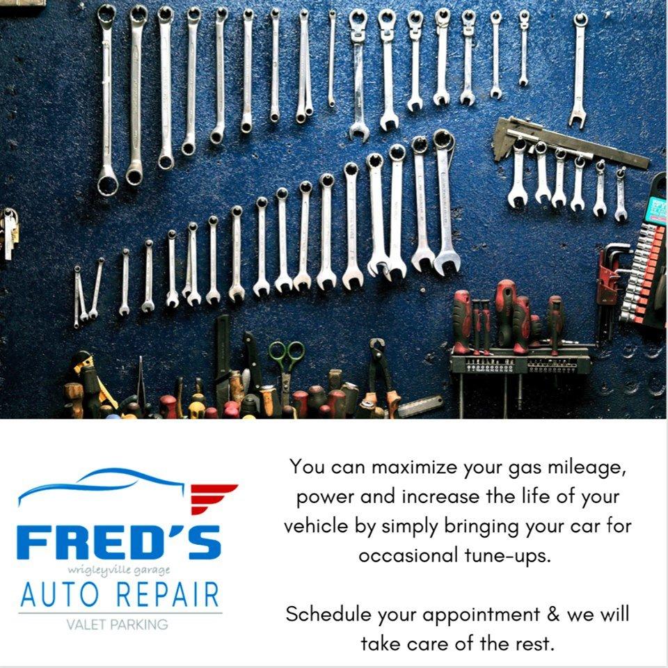 Freds Wrigleyville Garage & Auto Repair