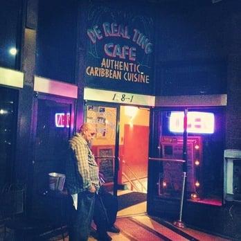 De Real Ting Cafe Jacksonville Fl