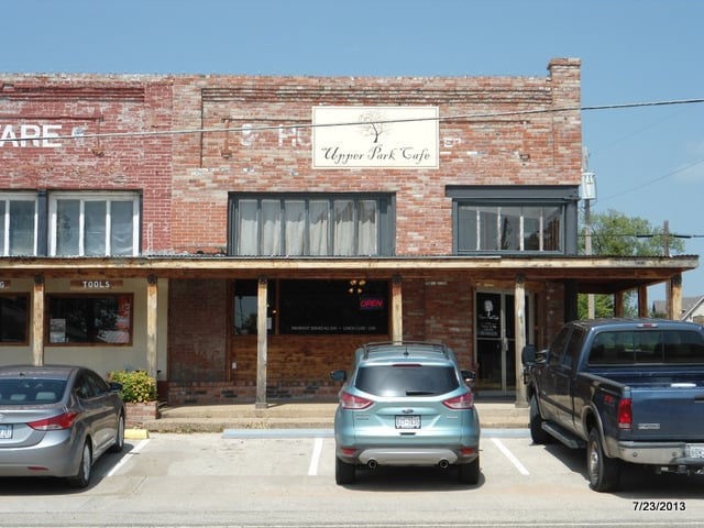 The Upper Park Cafe Aubrey Tx