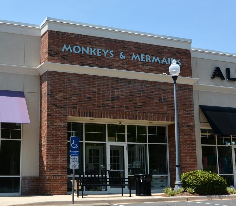Monkeys & Mermaids: 355 Herlong Ave, Rock Hill, SC