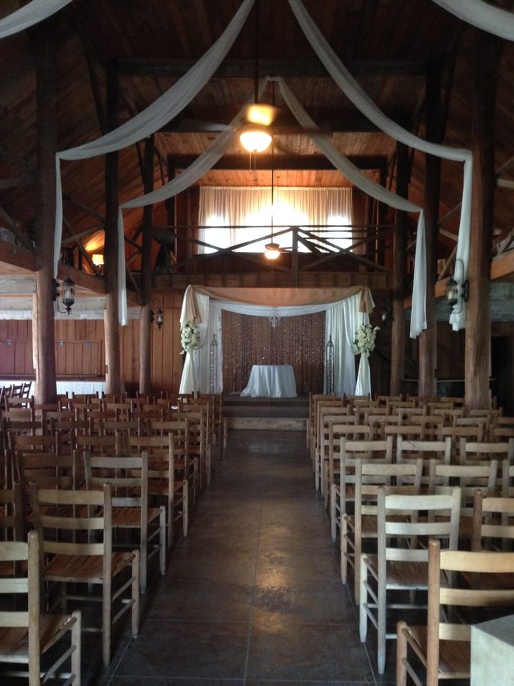 The Barn at Cypress Meadows Plantation wedding and event center: 17926 Hwy 17, McCrory, AR