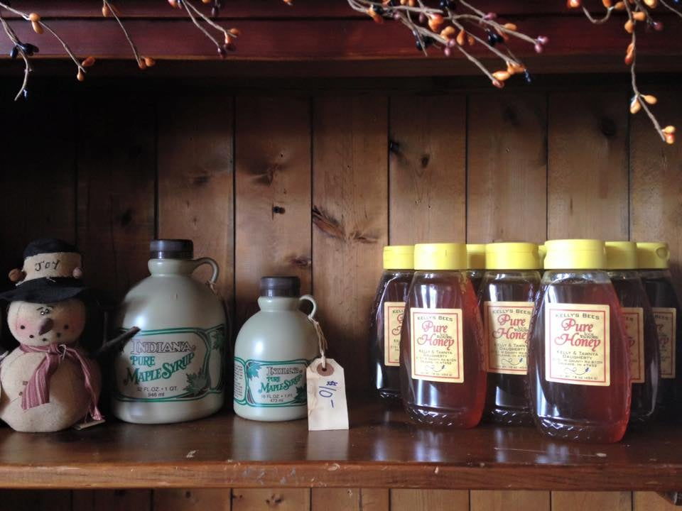 Sprigler's Farm Market and Deli: 120 WJefferson St, Orleans, IN