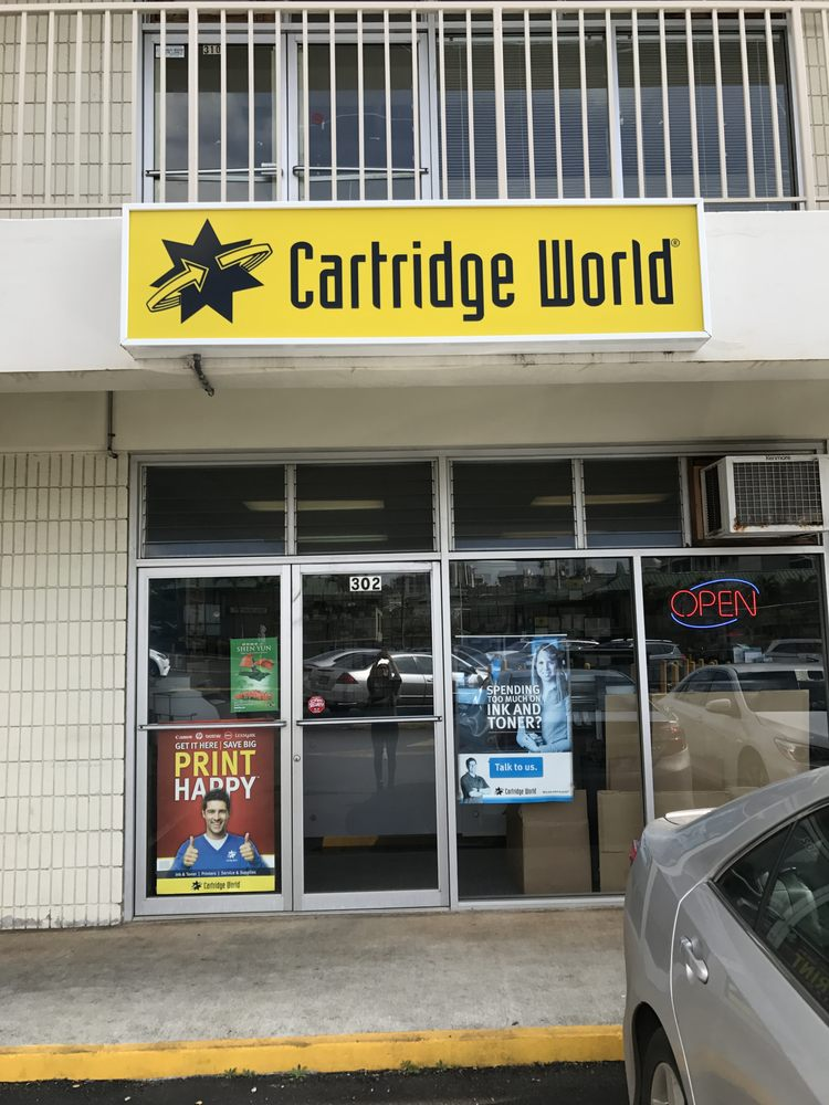 Cartridge World: 99-209 Moanalua Rd, Aiea, HI