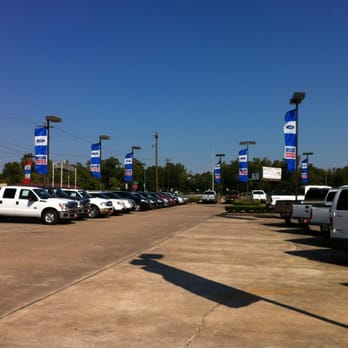 Ford Dealership Beaumont Tx >> Kinsel Automall - Car Dealers - 3355 Eastex Fwy, Beaumont ...