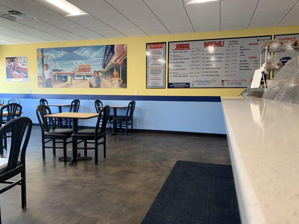 Jersey Giant Subs - Grand Ledge: 508 S Clinton St, Grand Ledge, MI