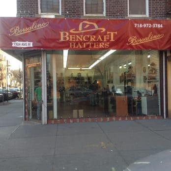 Bencraft Hatters - Hats - 1324 Ave M 26b1ac5c79b