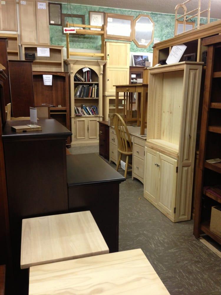unfinished furniture vancouver wa