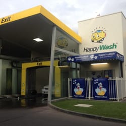 happy wash unley south australia australia drive through car wash. Black Bedroom Furniture Sets. Home Design Ideas