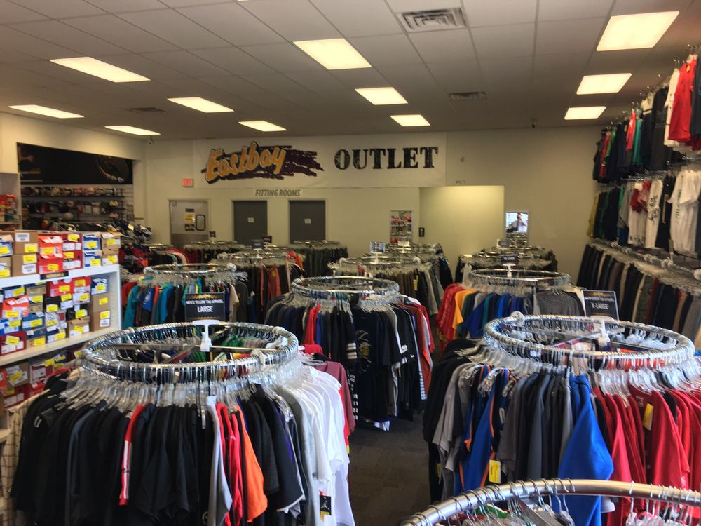 Eastbay: 111 S 1st Ave, Wausau, WI