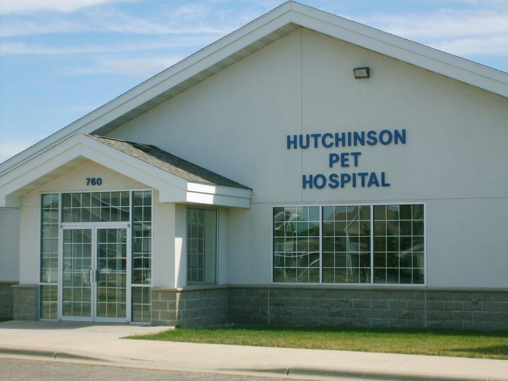 Hutchinson Pet Hospital: 760 Century Ave SW, Hutchinson, MN
