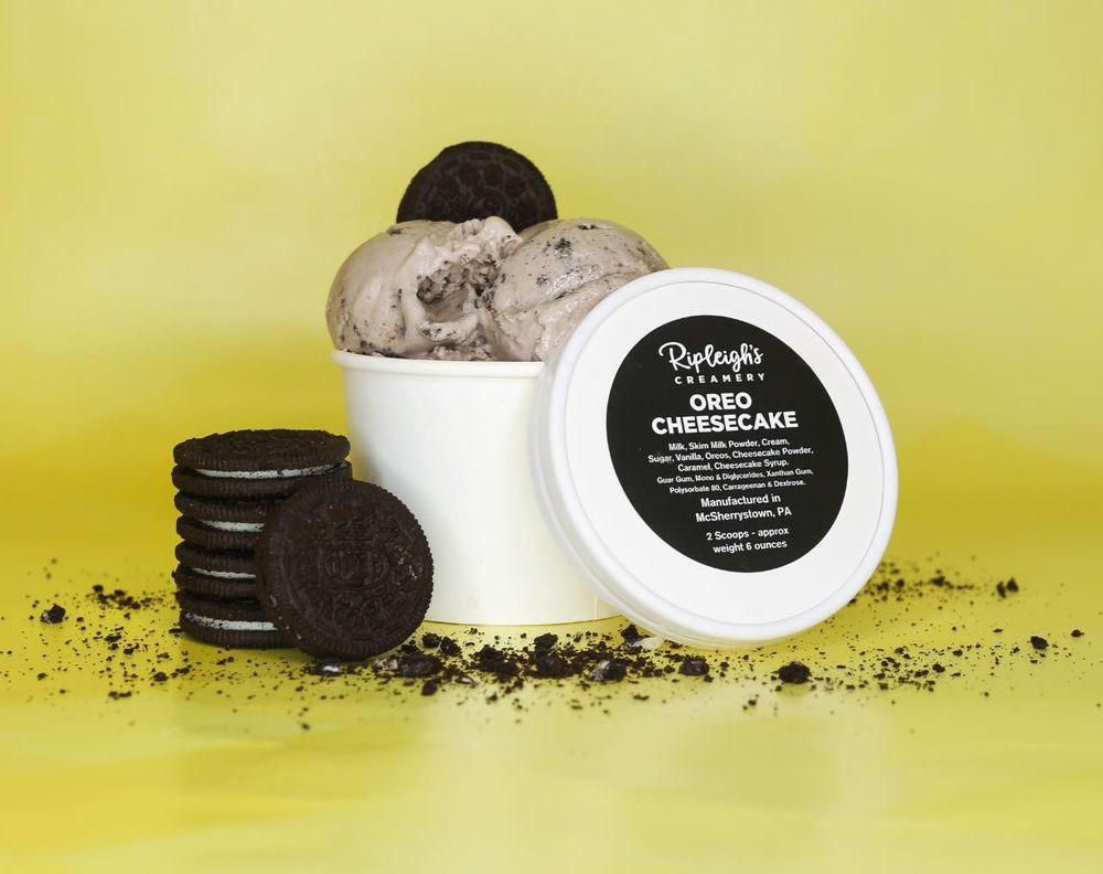 Ripleigh's Creamery: 502 E Main St, Emmitsburg, MD