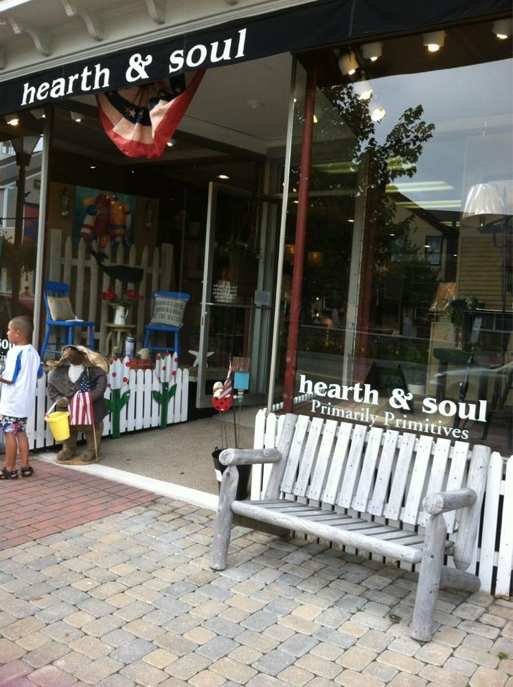 Hearth & Soul: 35 Main St, Kennebunk, ME