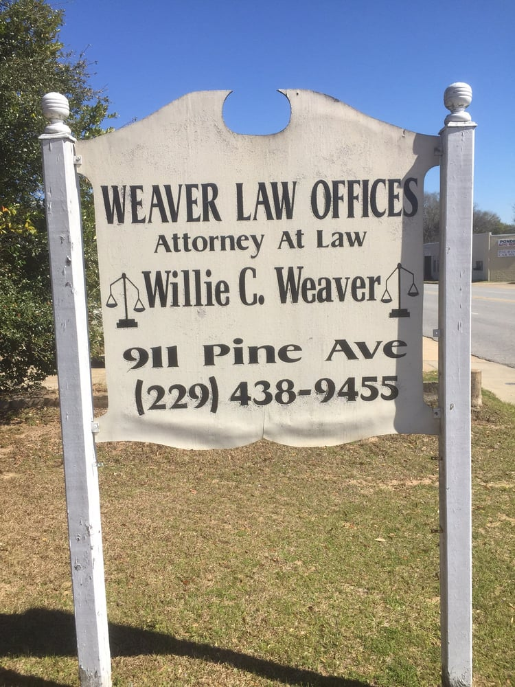 Weaver Law Offices: 911 Pine Ave, Albany, GA