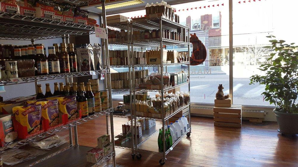 Red Fox Market: 112 S Michigan Ave, Big Rapids, MI
