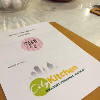 City Kitchen Logo city kitchen at reading terminal market - 13 photos - cooking