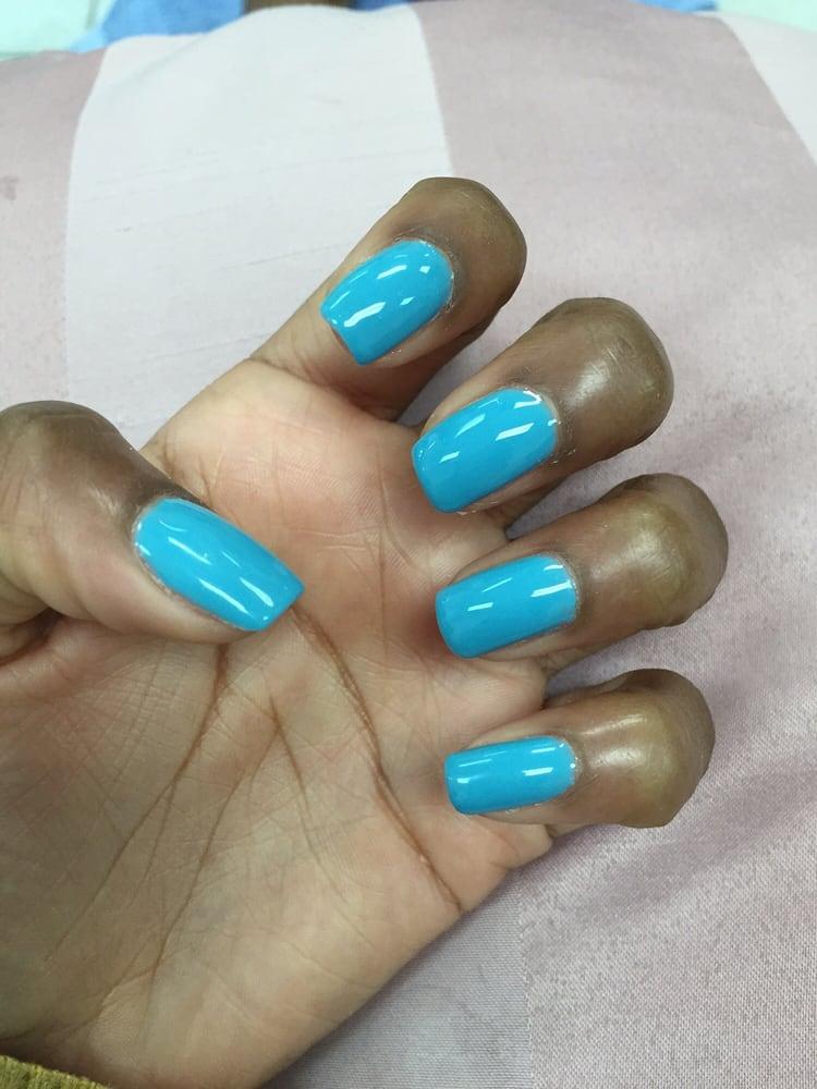 Lv Nails Spa Houston Tx