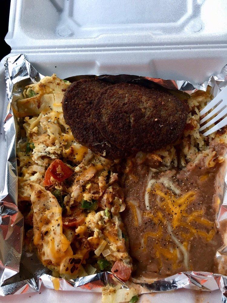 The Bean Cafe: 201 West O'Reilly, Presidio, TX