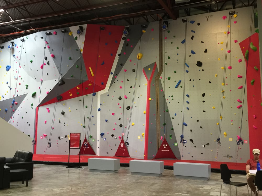 Rock climbing st pete
