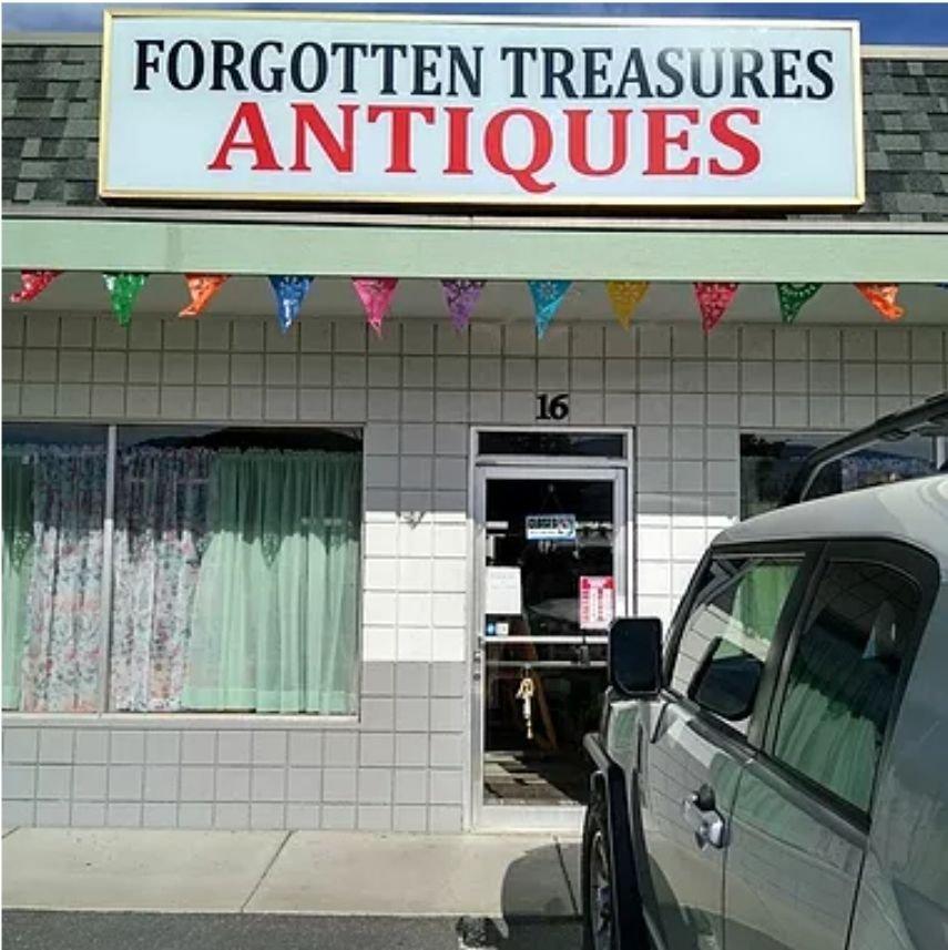 Forgotten Treasures: 1800 E Williams St, Carson City, NV