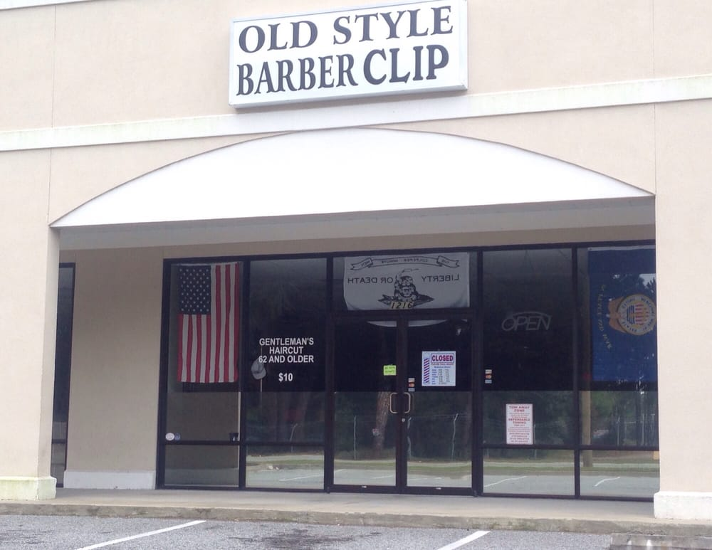 Old Style Barber Brunswick Ga Hours: Dream Collage Of