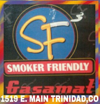 Gasamat: 1519 E Main St, Trinidad, CO