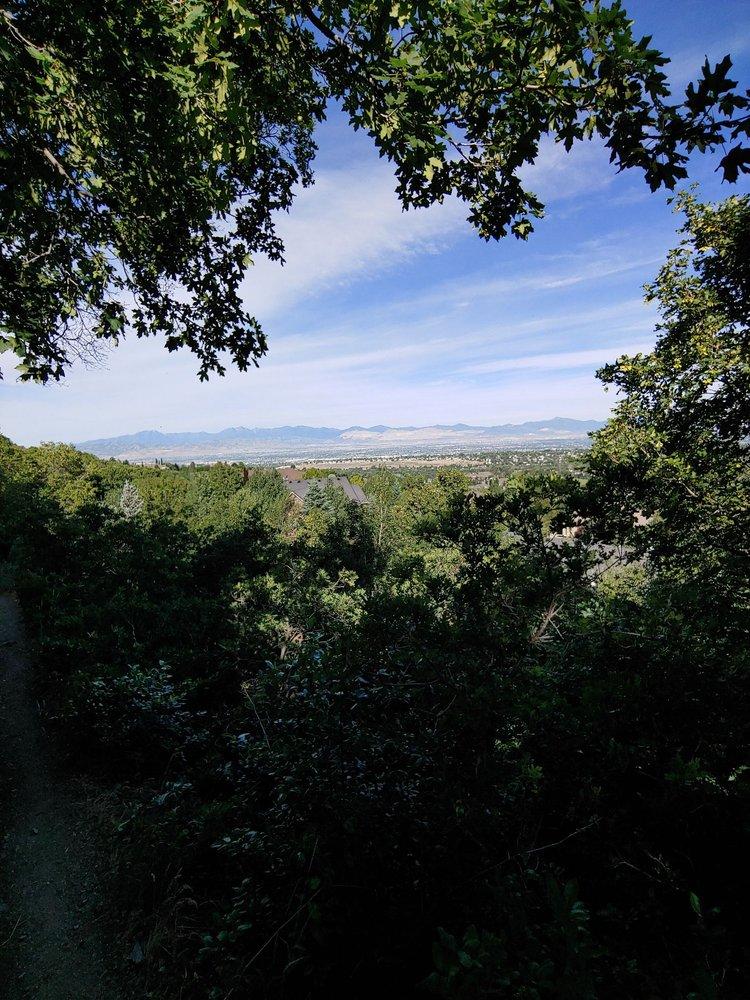 Hidden Valley Park Trail: 11700 South Wasatch Blvd, Sandy, UT