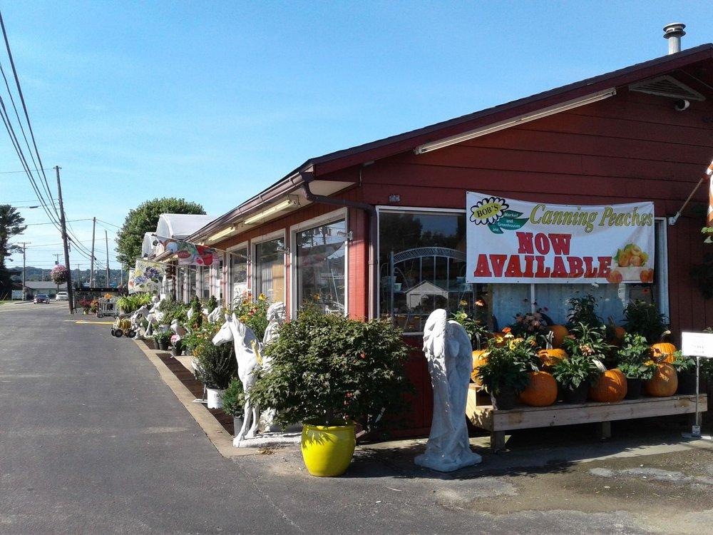 Bob's Market and Greenhouses, Inc.: 839 2nd St, Mason, WV