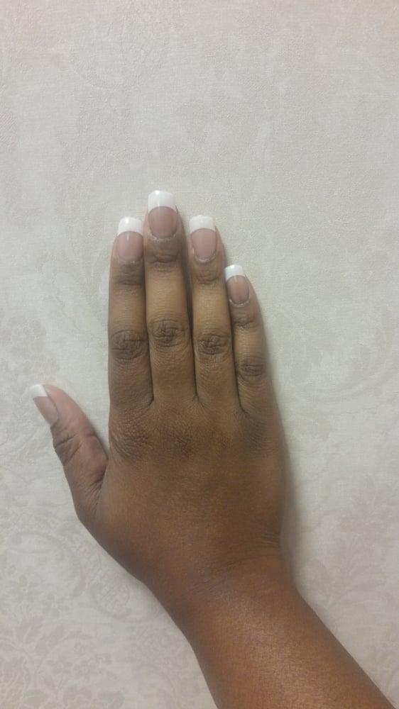 California nails : Embers cincinnati
