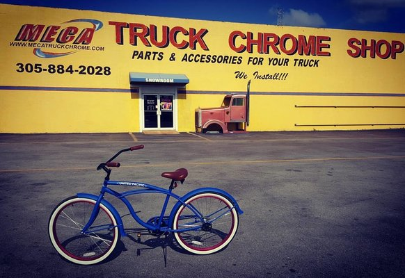 Meca Truck Chrome & Accessories 8115 NW 93rd St Medley, FL