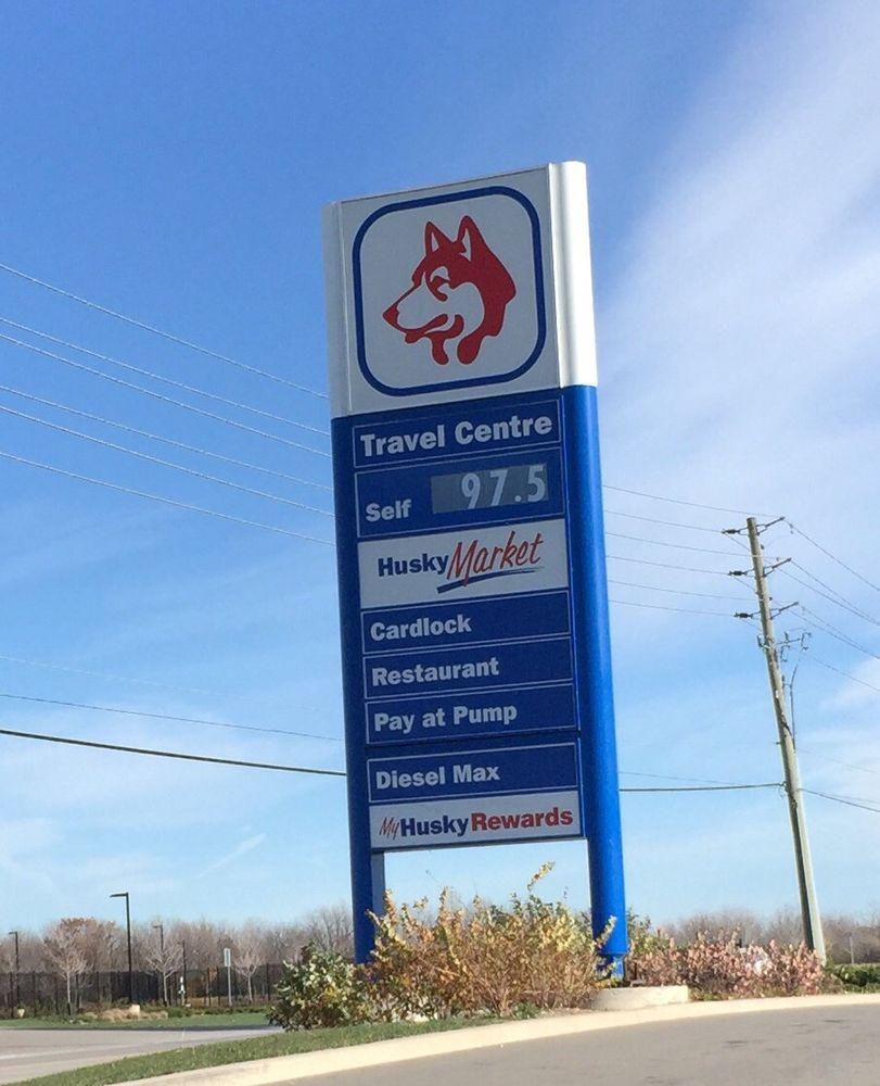 Husky travel center