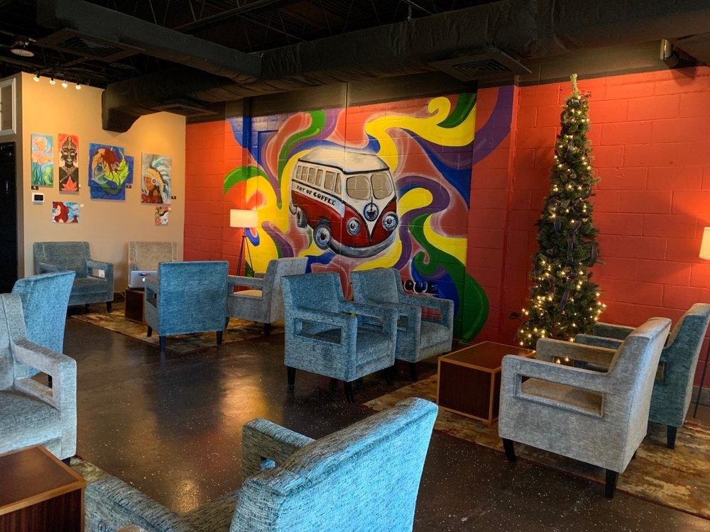 Art of Coffee: 405 Laurel St, La Marque, TX