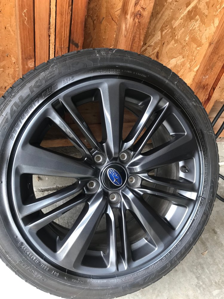 Curbside Wheel Repair