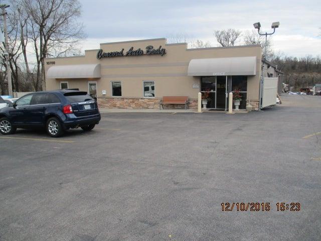 Concord Auto Body: 10700 Tesshire Dr, Affton, MO