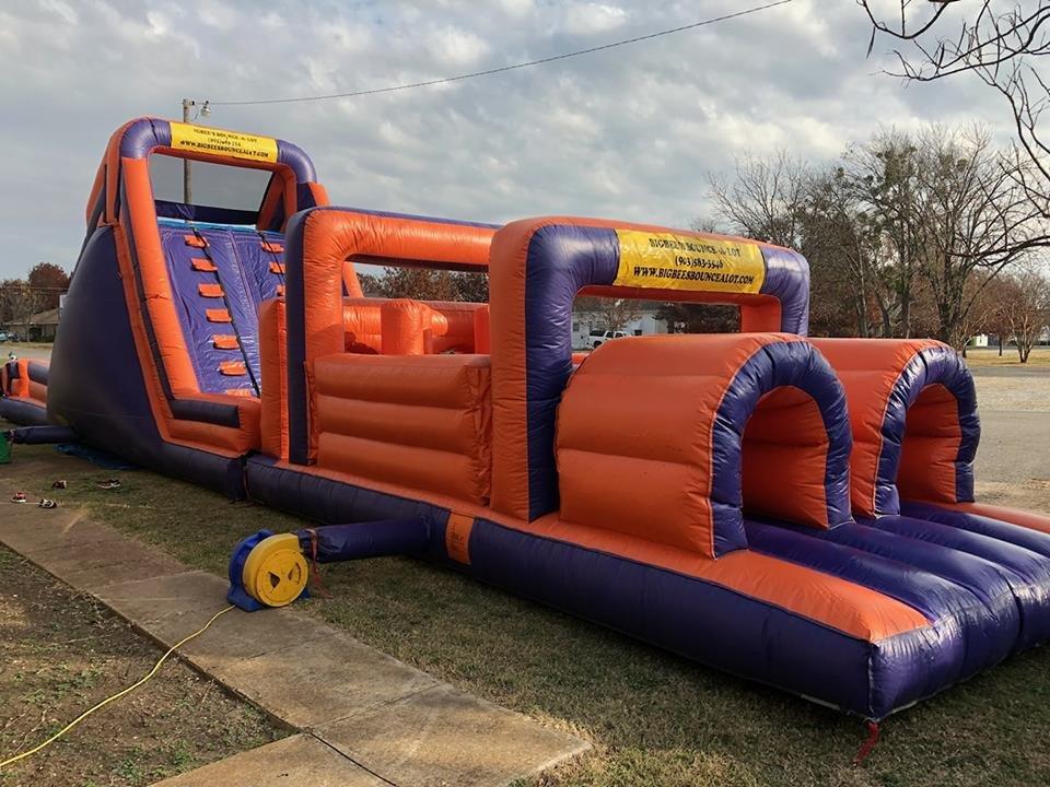 Bigbee's Bounce - A - Lot: Leonard, TX
