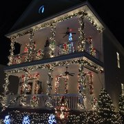 Mcadenville Christmas Lights.Christmas Town Usa 122 Main St Mcadenville Nc 2019 All