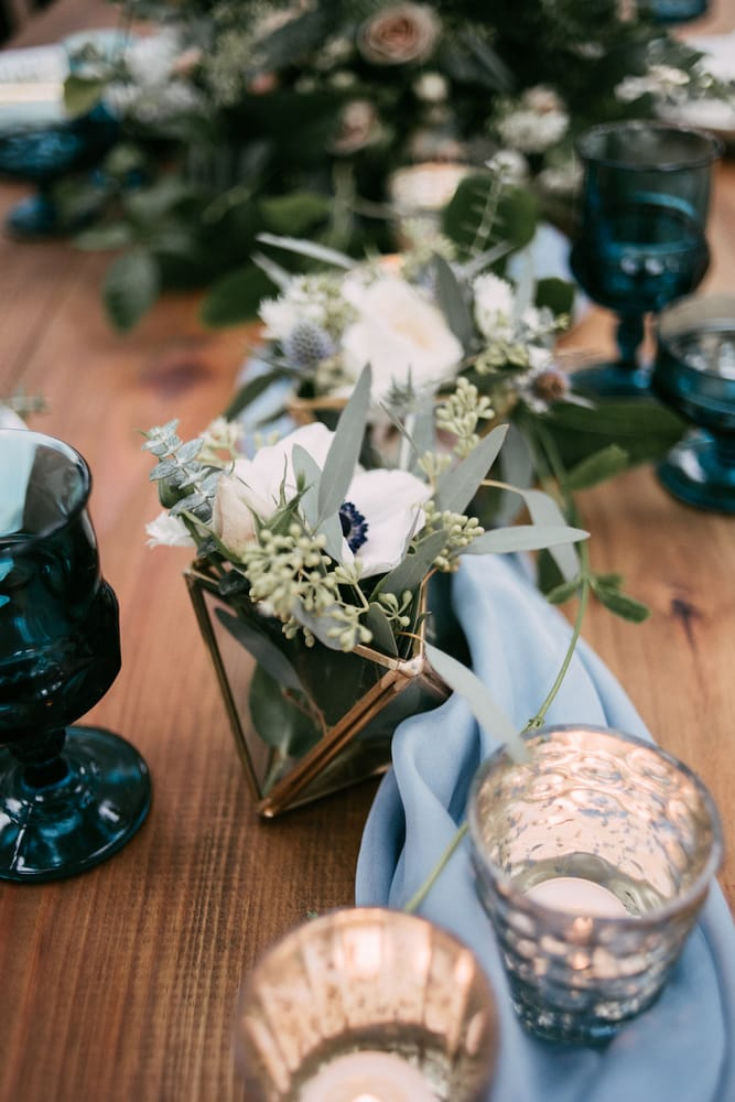 Natural Table Decor Natural Weddings Miami Wedding Planner The